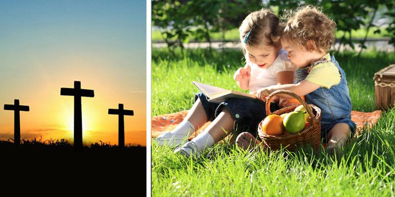 10 Awesome Ways to Teach Kids the True Meaning of Easter - Page 3 ...
