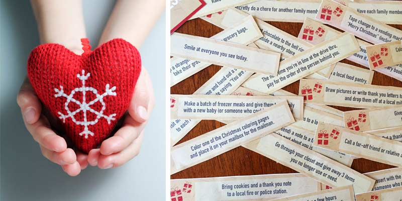 acts of kindness | Christmas acts of kindness | random acts of kindness