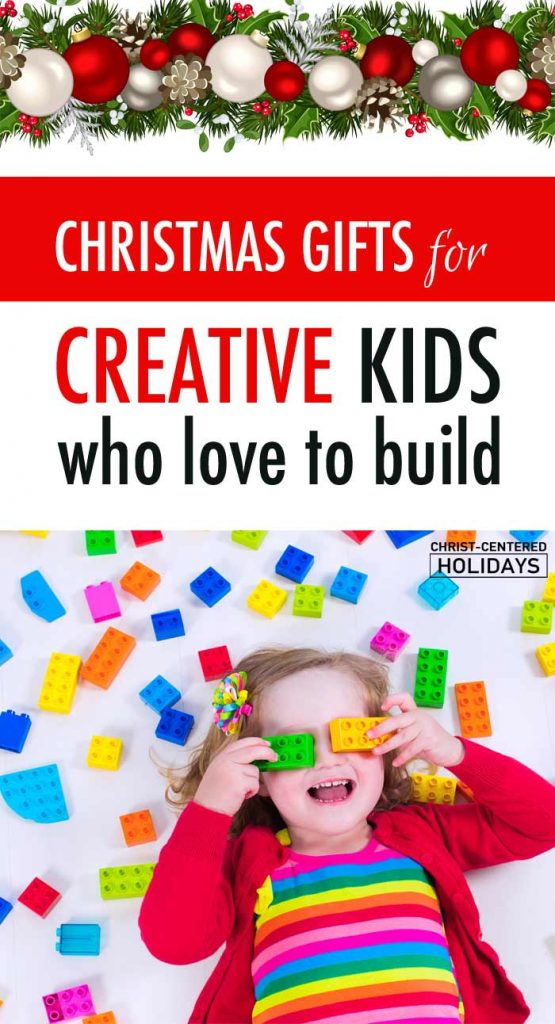 Best Christmas Gifts For Kids That Encourage Creativity