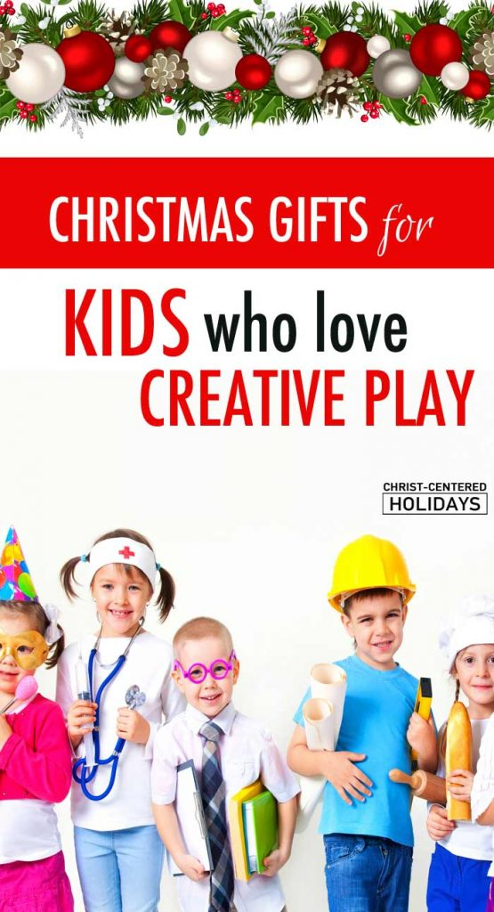 best christmas gifts for kids who love creative play