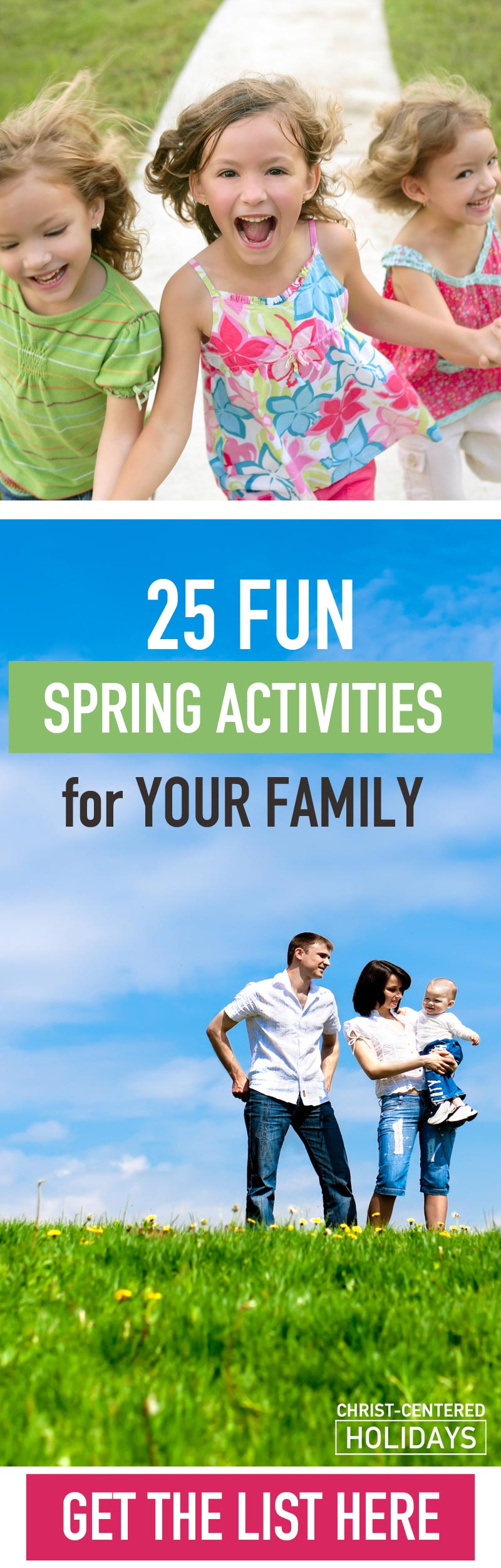 Our family loves spring kids activities! In spring, our family loves to be outside in nature, which means park days, hikes and beach days. But unless we're intentional about these springtime activities (including Easter activities for kids), like all things, these spring family activities can get pushed to the side if we're not intentional about doing them.
