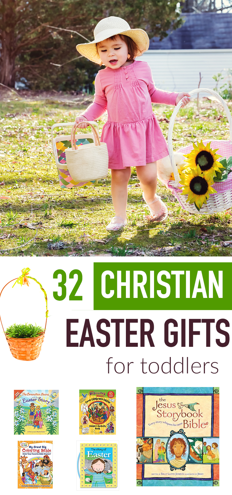 32 Cute Christian Easter Gifts For Toddlers Christ Centered Holidays