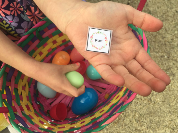 Christ centered easter family resources christ centered holidays christian easter egg hunt bring spiritual meaning to a traditional easter egg hunt as kids discover gods easter gifts hidden in the eggs negle Choice Image
