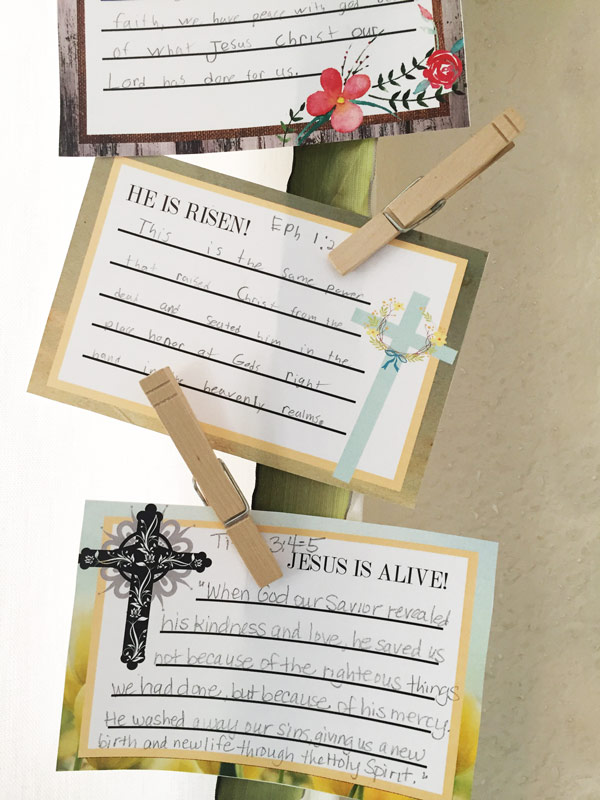 Christ centered easter family resources christ centered holidays christian easter egg hunt bring spiritual meaning to a traditional easter egg hunt as kids discover gods easter gifts hidden in the eggs negle Image collections