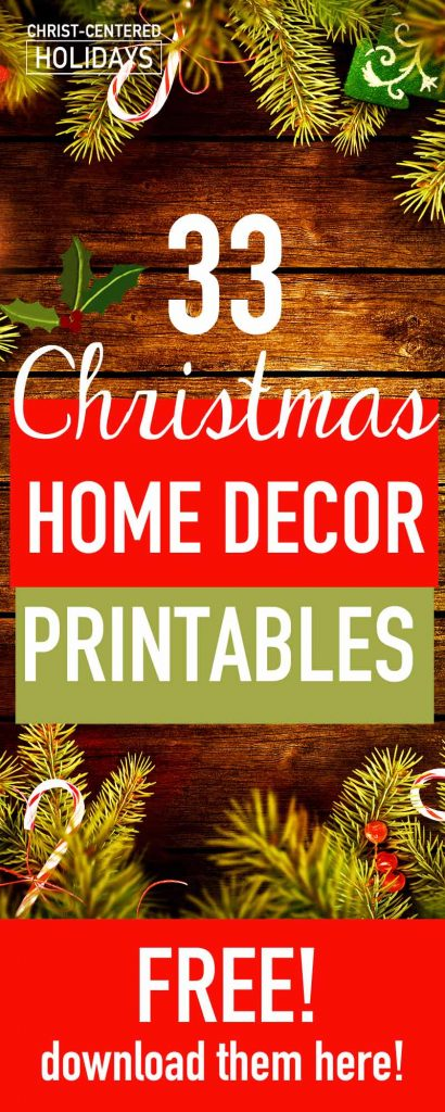 christmas wall art christmas decor religious wall art free printable christmas art - Home Free Christmas