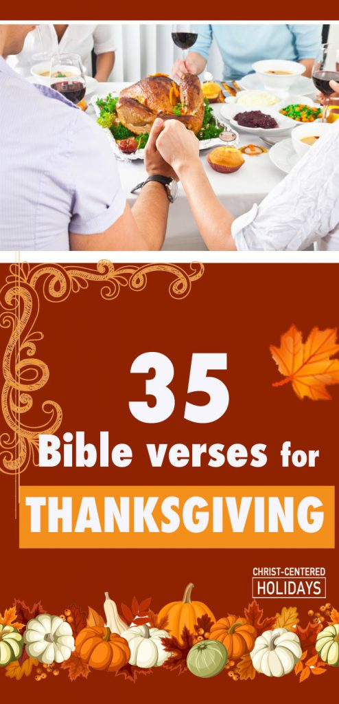thanksgiving words from bible