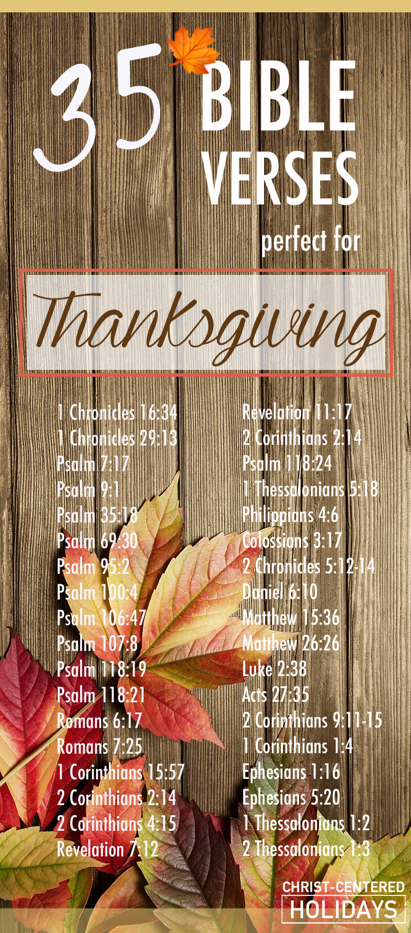 Looking for Thanksgiving Bible verses to share with your kids or for your Thanksgiving dinner celebration? This list of 30 Thanksgiving scriptures are just a few of the many Bible verses about thanksgiving! Discover what it truly means to give thanks on Thanksgiving Day or anytime.