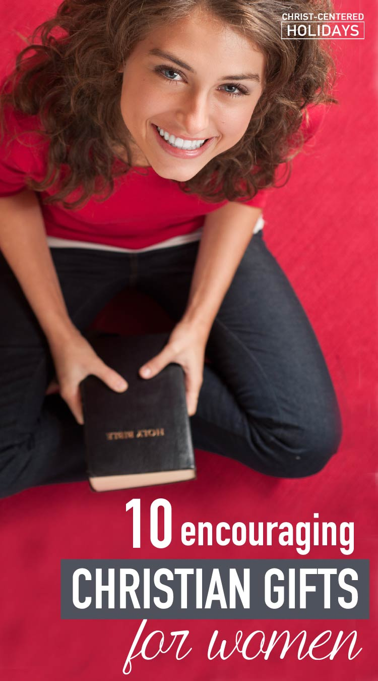 Encouraging Christian Gifts for Women
