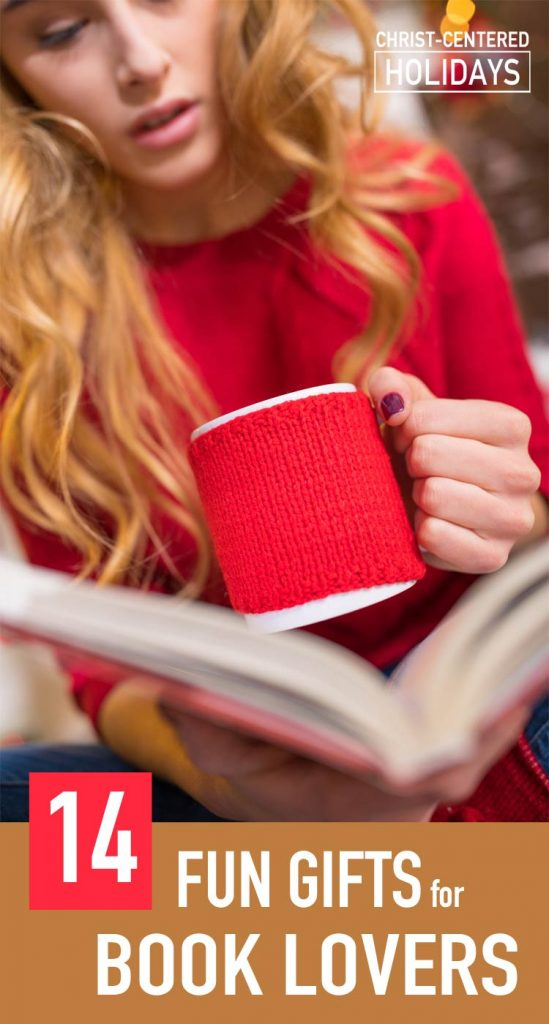 14 Gifts For Book Lovers Christ Centered Holidays