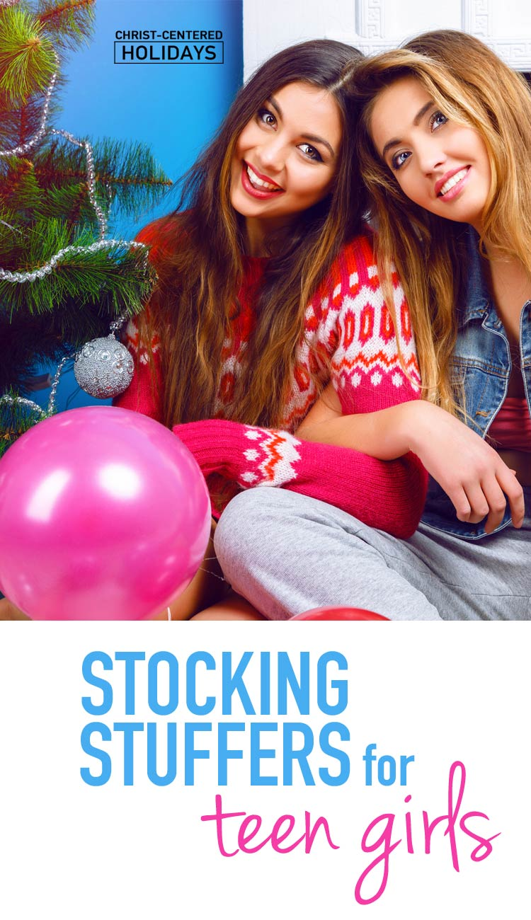 Need some last-minute stocking stuffers for teenage girls? I've gathered a list of some of the top selling stocking stuffers ideas for girls that your teen will love. Which ones will you include in your teen girl's stocking this year?