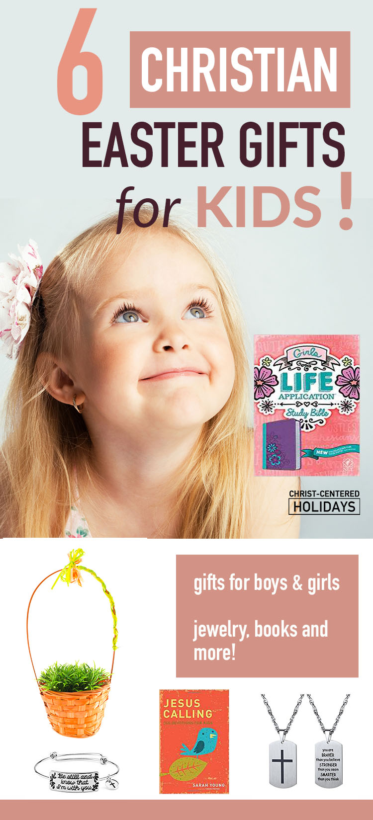 6 favorite christian easter gifts for kids christ centered holidays easter gifts kids best easter gifts for kids easter baskets for kids easter negle Images